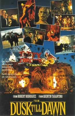 From Dusk Till Dawn - Collage 2 (house) Poster
