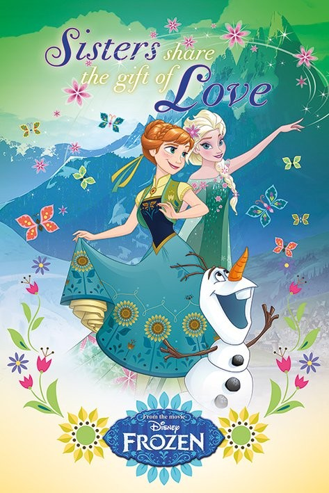 Frozen - Gift Of Love Poster