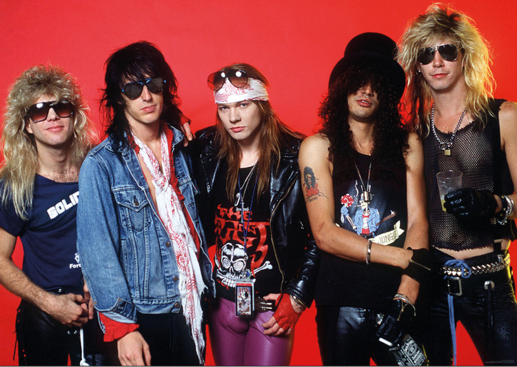 Poster Guns N Roses - Poster
