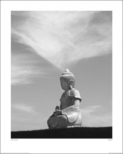 Hakan Strand - Buddha Art Print