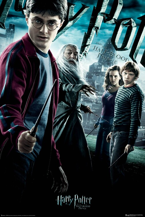 Poster Harry Potter e o Príncipe Misterioso