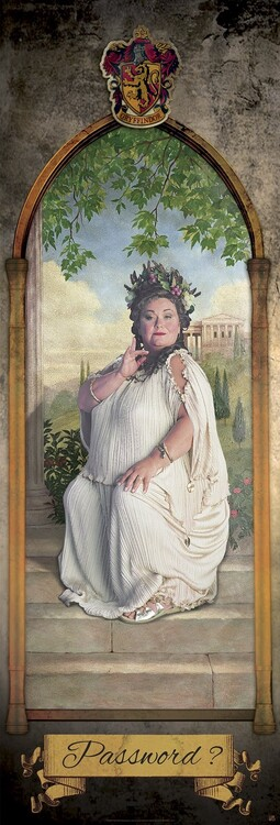 Harry Potter - The Fat Lady Poster
