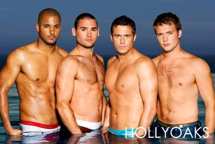 Hollyoaks - pool Poster
