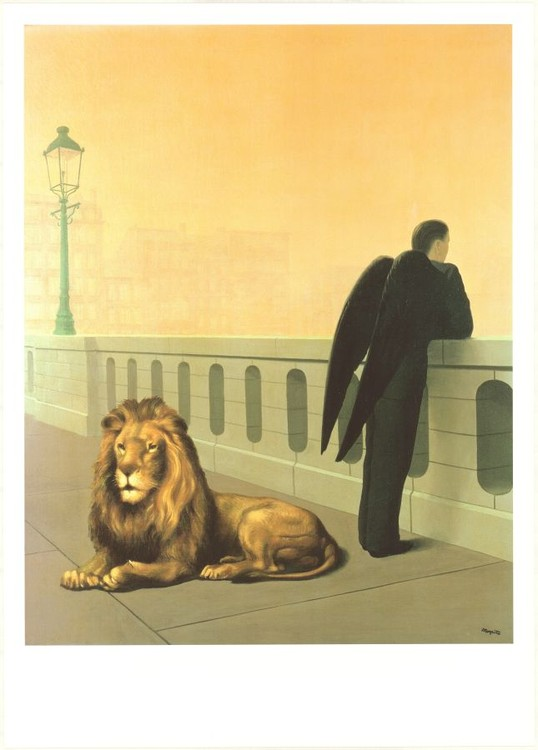 Homesickness, 1940 Art Print