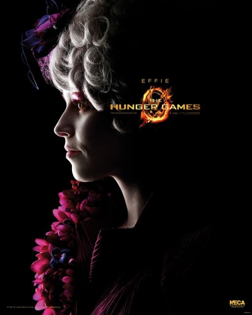 HUNGER GAMES - Effie Poster, Art Print