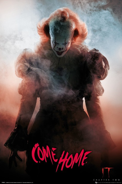 IT Chapter 2 - Come Home Poster