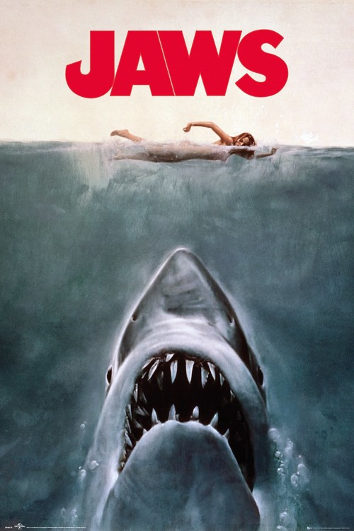 Jaws - Key Art Poster