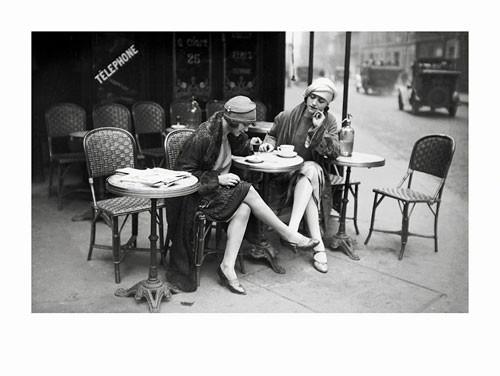 Jeunes Femmes 1925 Art Print