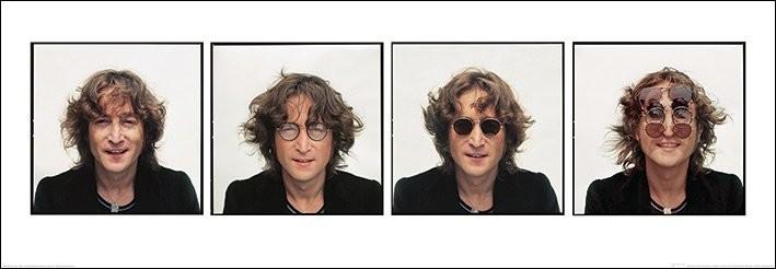 John Lennon – quartet Art Print