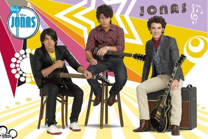 Jonas - sitting Poster