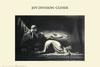 Joy Division - closer Poster