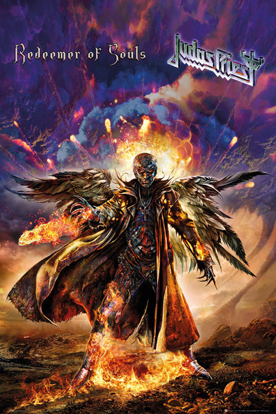 Judas Priest - Redeemer Poster