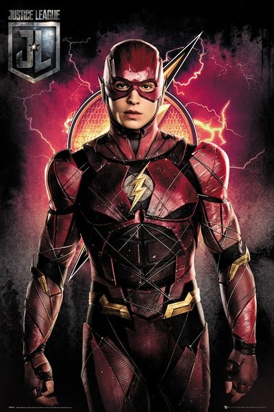 justice league flash solo poster sold at europosters