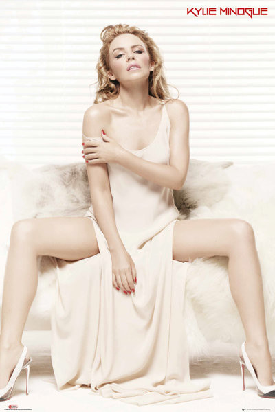 Kylie Minogue - Dress Poster, Art Print