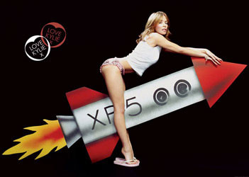 Pôster Kylie - Rocket