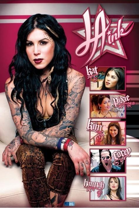 L.A Ink - crew Poster