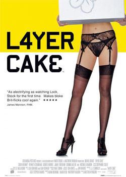 L4yer cake - Girl Poster