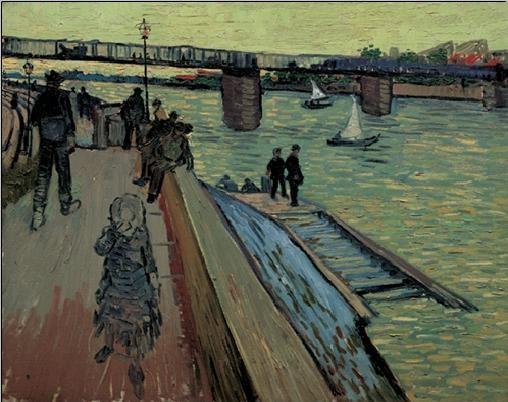 Le Port de Trinquetaille, 1888 Art Print