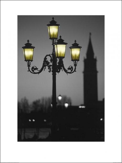 Lee Frost - Venetian Twilight Art Print