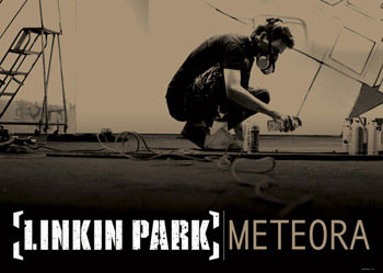 Linkin Park Meteora Poster Sold At Europosters