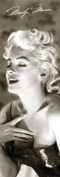 Poster Marilyn Monroe - glow