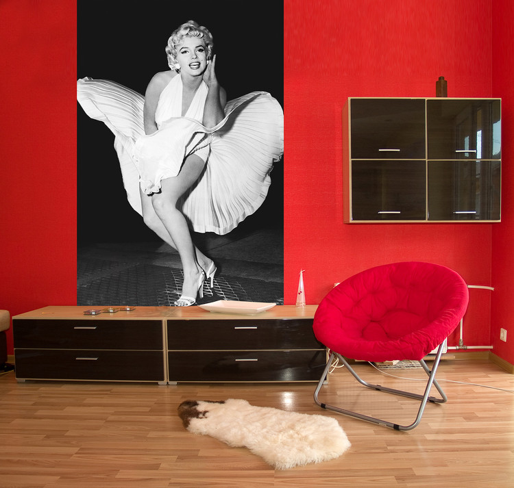 MARILYN MONROE – the legend Poster