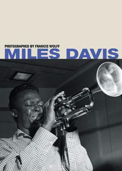 Miles Davis - foto wolf Poster