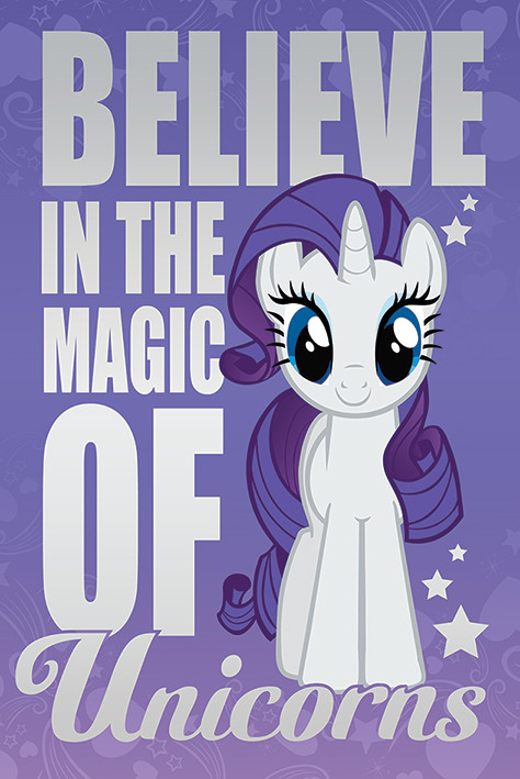 my little pony unicorns poster sold at abposters com