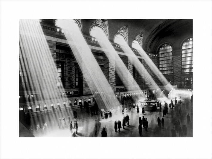 New York - Grand central terminal Art Print