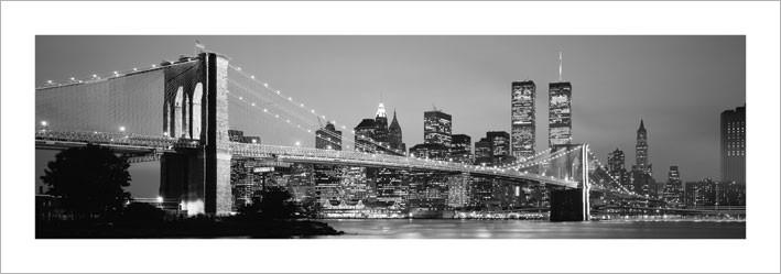 New York - Skyline Art Print