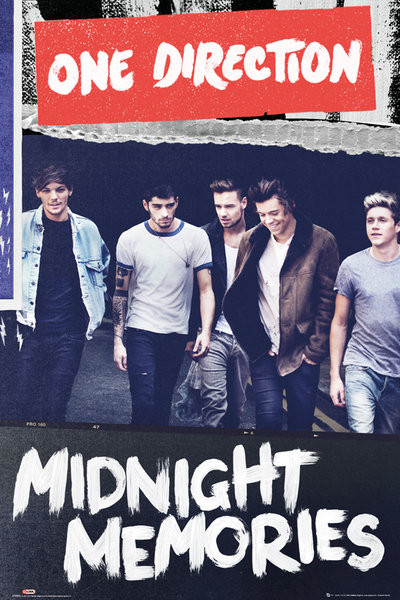 One Direction - album cover Poster | Sold at Abposters com