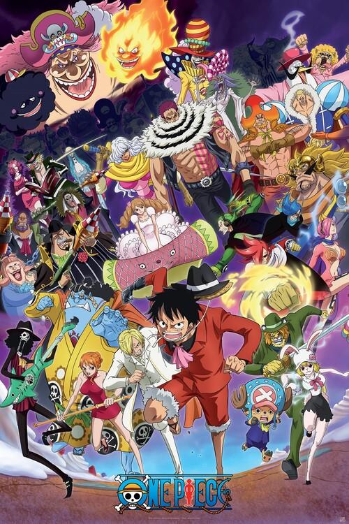One Piece - Big Mom saga Poster