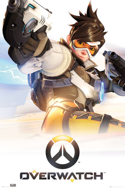 Overwatch - Tracer Poster