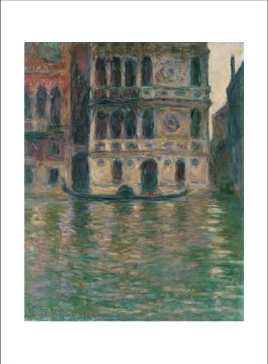 Palazzo Dario in Venice, 1908 Art Print
