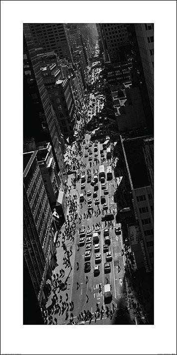 Pete Seaward - New York street Art Print