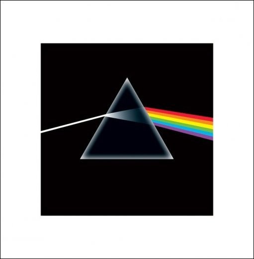 Pink Floyd - Dark Side Of The Moon Art Print