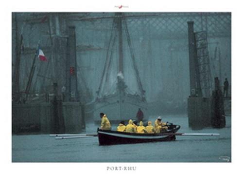 Port-Rhu Art Print