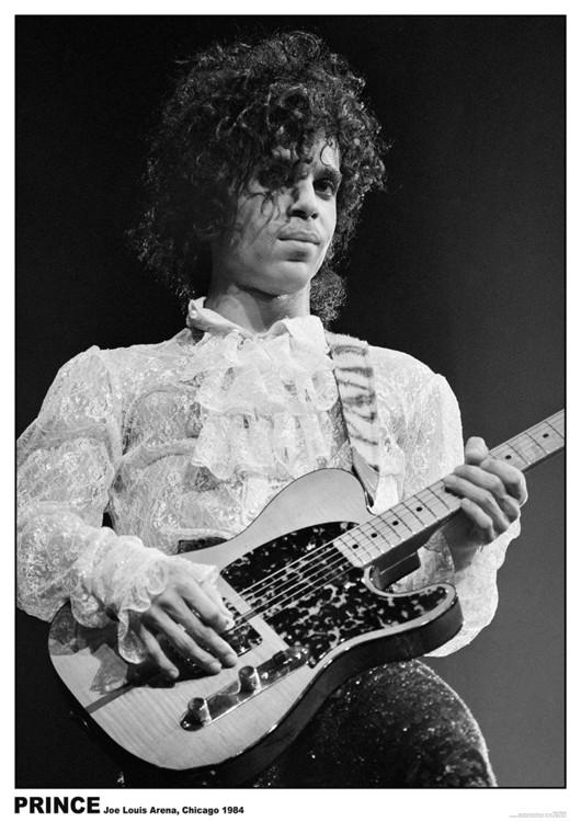 Poster Prince - Telecaster