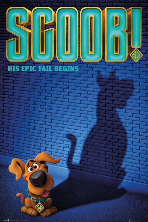 Poster Scoob! - One Sheet