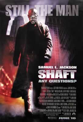 SHAFT 2000 Poster