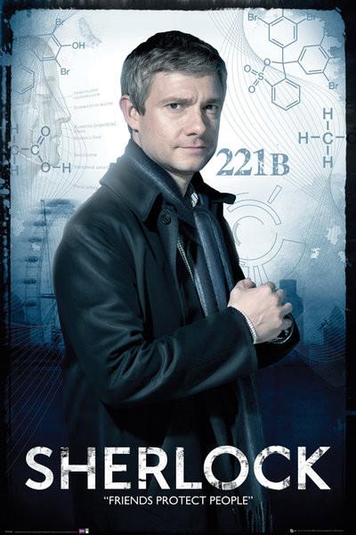 Poster SHERLOCK - Watson