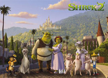 shrek 2 cast poster sold at abposters com