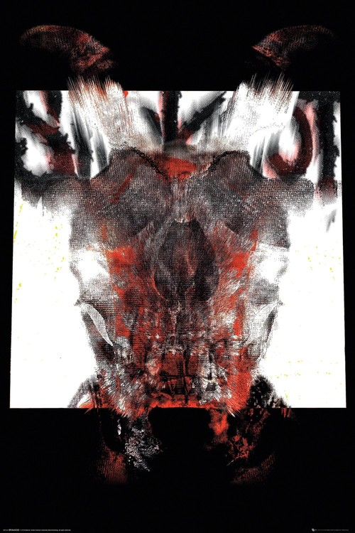 Poster  Slipknot - Album Cover 2019