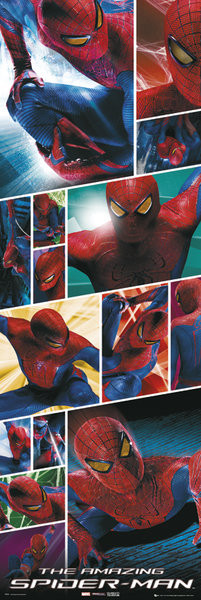 Pôster SPIDER-MAN AMAZING - shots