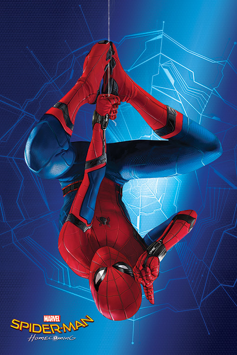 Poster  Spider-Man Homecoming - Hang
