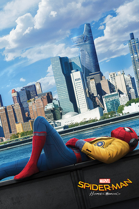 Poster Spider-Man: Homecoming - Teaser