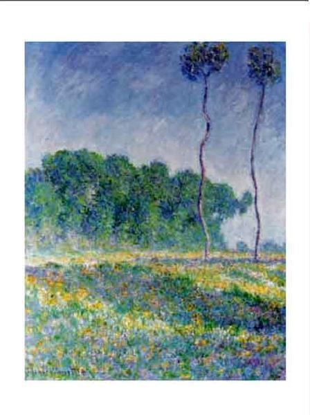 Spring Landscape Art Print
