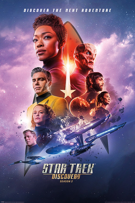Star Trek Discovery - Next Adventure Poster
