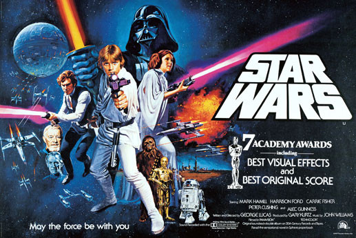 star wars - a new hope poster | sold at europosters