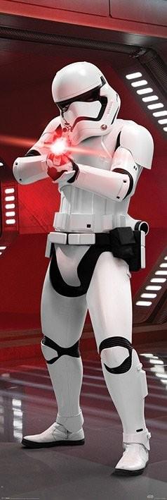 Poster Star Wars - Episode VII Stormtrooper